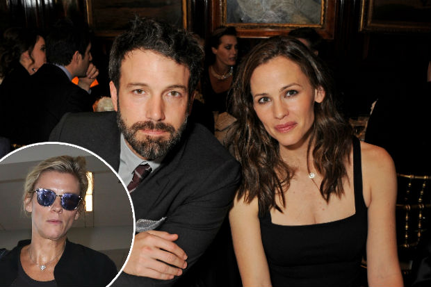Budding Romance for Ben Affleck