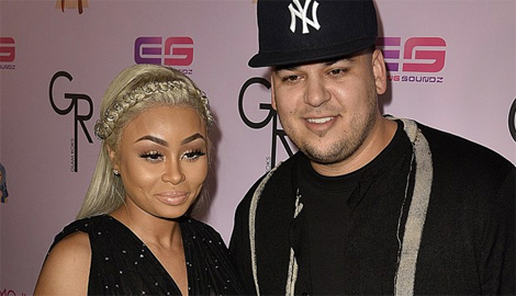 Blac Chyna Tries to Steal Rob Kardashian's Car During Explosive Custody Battle