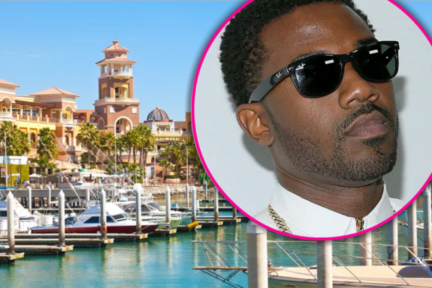 Ray J Gives Personal Tour of Hotel Where He and Kim Filmed Their Infamous Tape