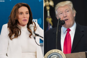 Caitlyn Jenner Breaks Her Silence on Donald Trump's Transgender Military Ban