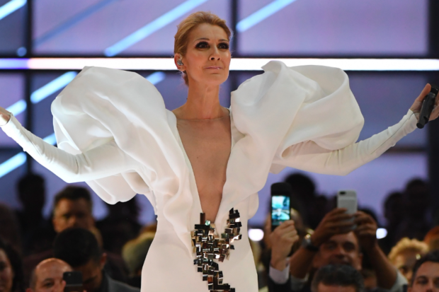 Celine Dion Strips Down to Nothing in a Racy New Photo