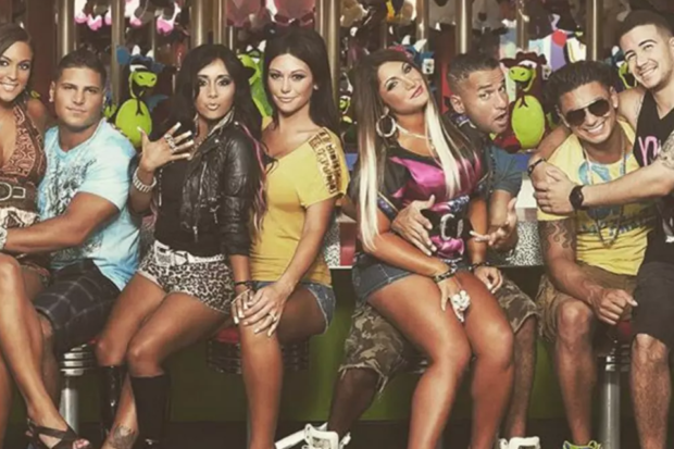 The 'Jersey Shore' Cast Is Getting Back Together