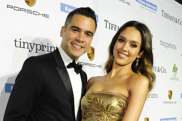 jessica alba cash warren husband
