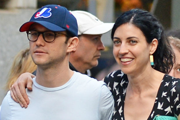joseph gordon levitt tasha mccauley wife