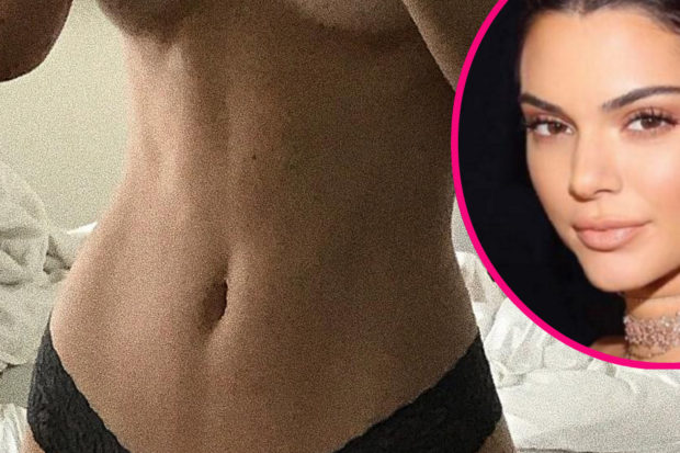 Kendall Jenner Using Nip Pics to Get Her Ex Back?!