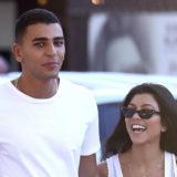 Kourtney Kardashian Packs on PDA with Younes Bendjima in Saint-Tropez