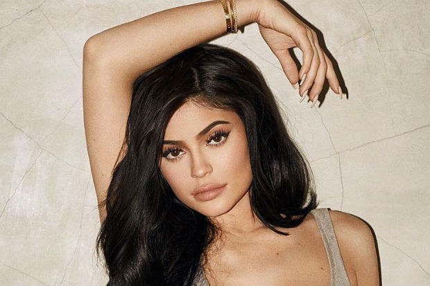 Kylie Jenner Strips Down for Her 20th Birthday