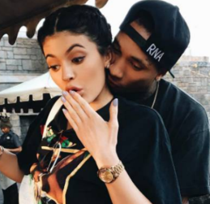 Kylie Has Banned Tyga From Being in Her Presence