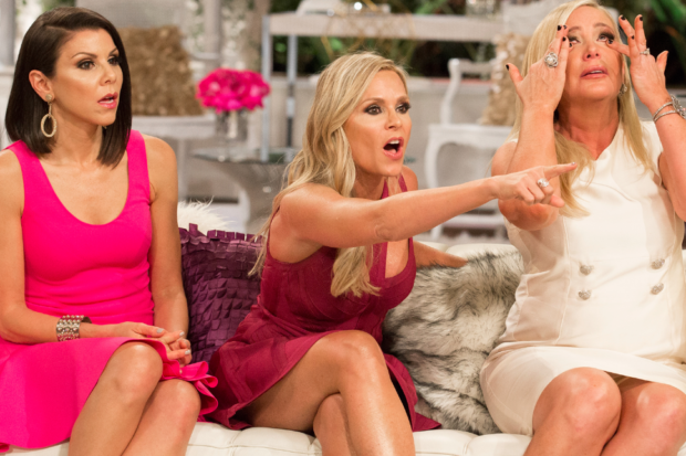 'RHOC' Star Blames Fellow Housewife for Her 40-Pound Weight Gain