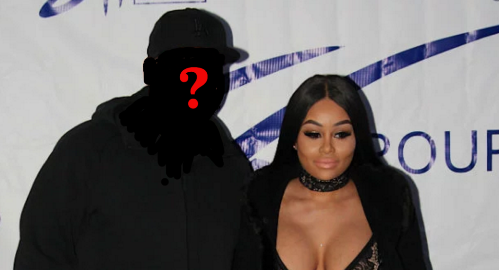Braless Blac Chyna suffers embarrassing wardrobe malfunction in sheer jumpsuit