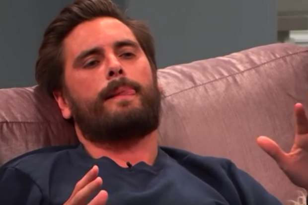 """Scott Disick Gets Wasted and Gropes Girls: """"I Want My D*ck Sucked"""""""