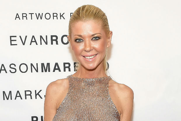 Wardrobe Malfunction: Shockingly Skinny Tara Reid Accidentally Flashes Cameras