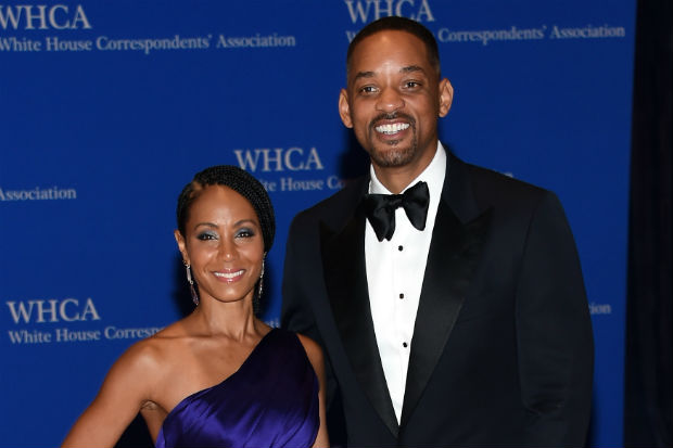 "Jada Pinkett Smith Addresses ""Swingers"" Rumors 