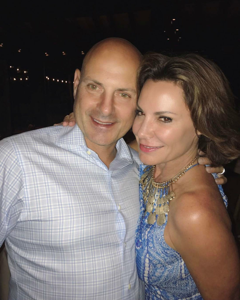 'RHONY' Ladies React to Luann's Divorce From Tom D'Agostino