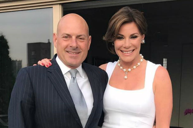 Breaking: RHONY's Luann de Lesseps and Tom D'Agostino File for Divorce!