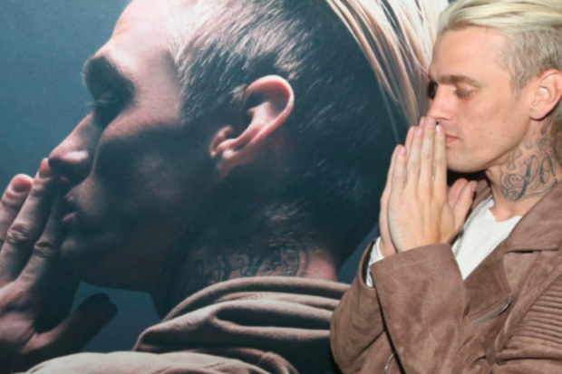 Aaron Carter Leaves Rehab Early After Just Two Weeks