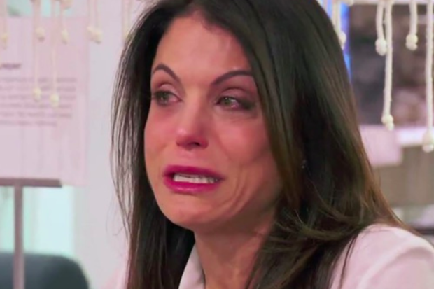 Blacklisted! Bethenny Frankel Begs for Work