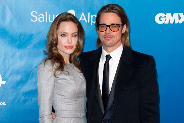 Brad and Angelina No Reconciliation Divorce Talks in High Gear