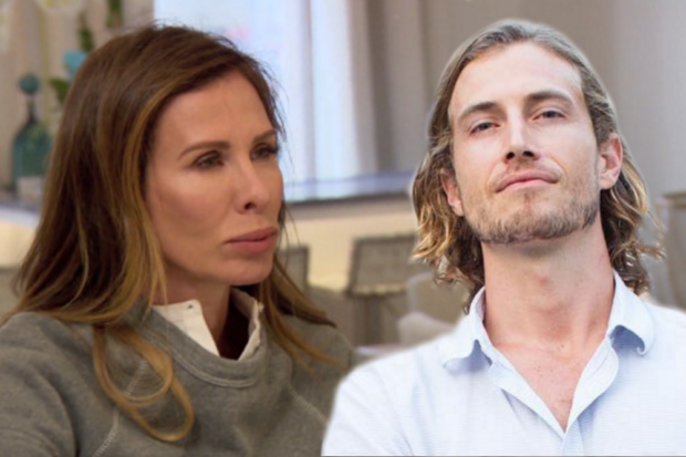 'RHONY' Adam Kenworthy Posts NSFW of Carole Radziwill Amid Breakup Rumors
