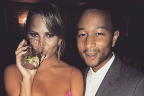 Chrissy Teigen Admits to Struggling with an Alcohol Problem
