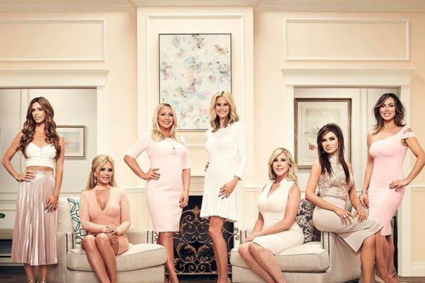 'RHOC' Star Resurfaces After Years!