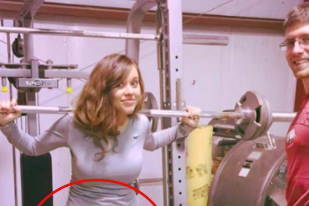 Jessa Duggar Shows off Workout Attire Post-Baby and Gets Slammed by the Internet
