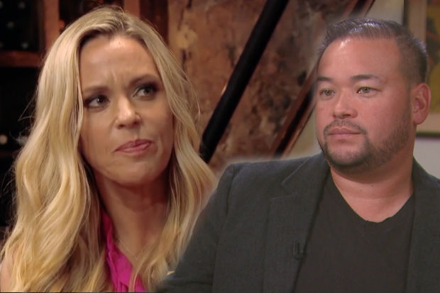 Jon and Kate Gosselin's Custody Battle: Cops Called During Explosive Public Fight