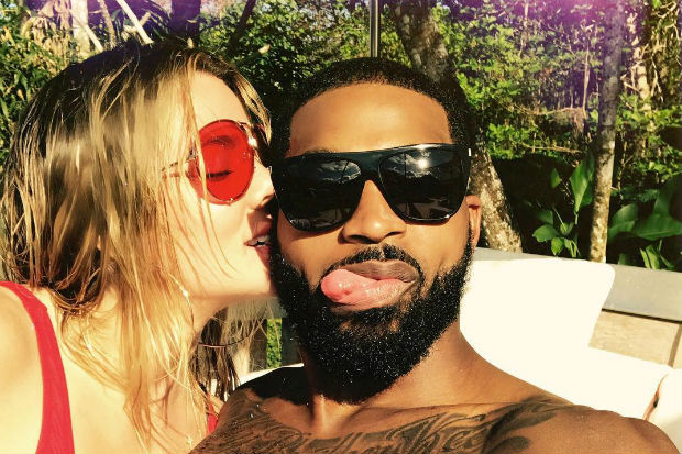 Khloé Kardashian Spills Juicy Details About Her Steamy Relationship with Tristan Thompson
