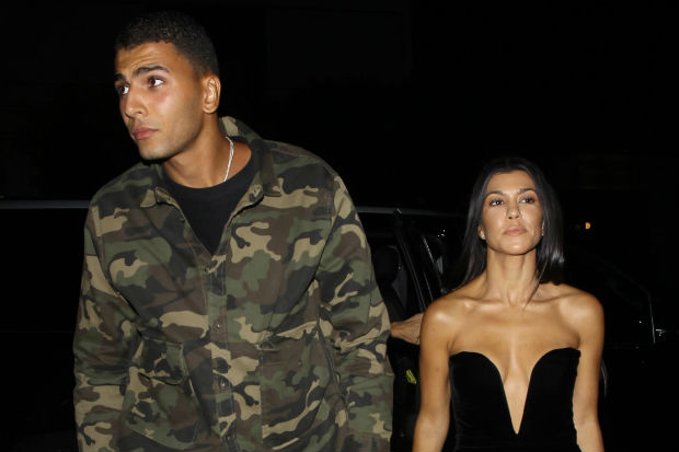 kourtney kardashian younes bendjima