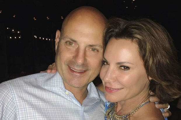 'RHONY' Luann de Lesseps' Divorce May Actually Be a Publicity Stunt