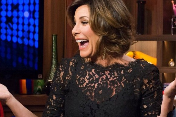 Luann Out of Rehab!