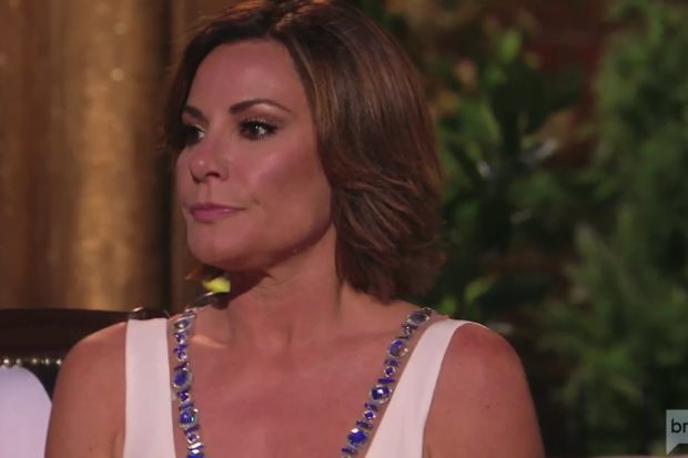 Luann's Marriage Dragged on 'RHONYC' Reunion