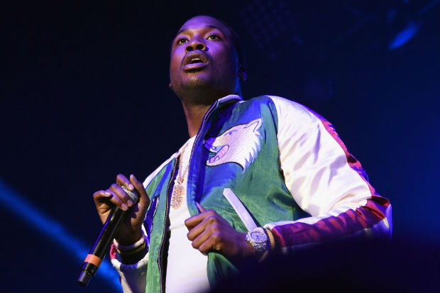 Meek Mill Arrested In New York