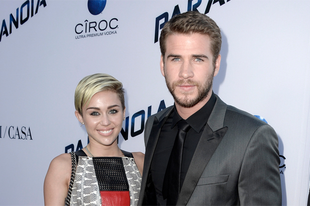 Miley and Liam's raunchy bedroom antics