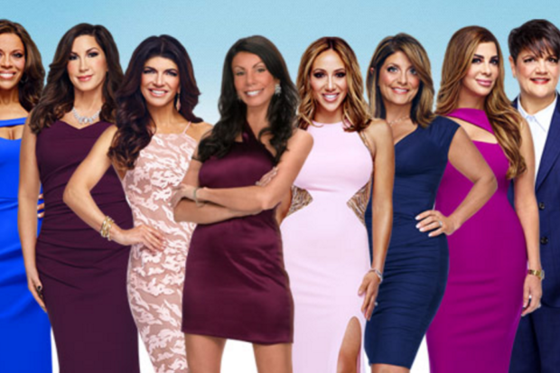 RHONJ Star Caught Doing the Dirty in Restaurant Bathroom