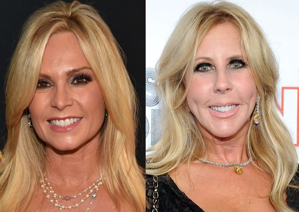 RHOC Feud Explodes After Tamra Comes at Vicki