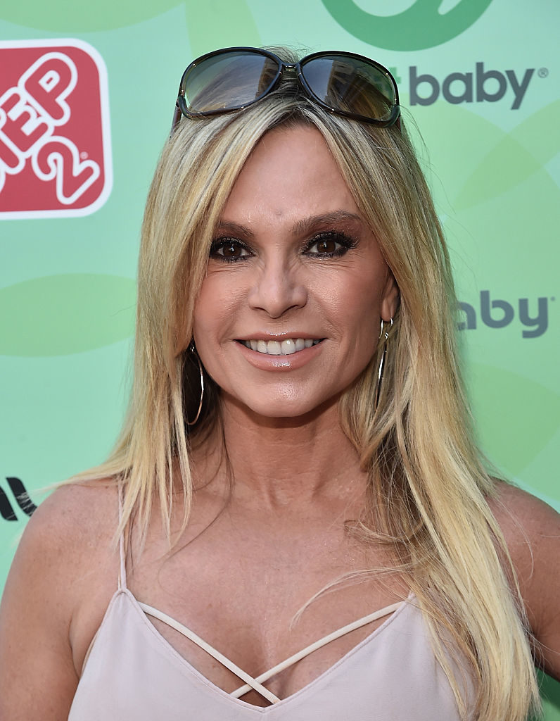 Tamra Judge renews vows a day after daughter blasts her