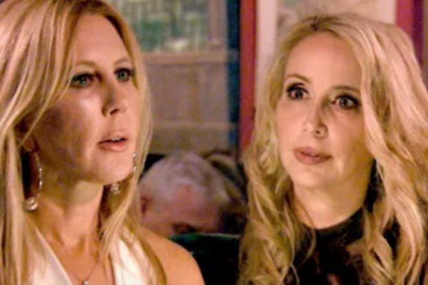 'RHOC' Star Vicki Takes a Jab at Shannon's Weight in Deleted Post