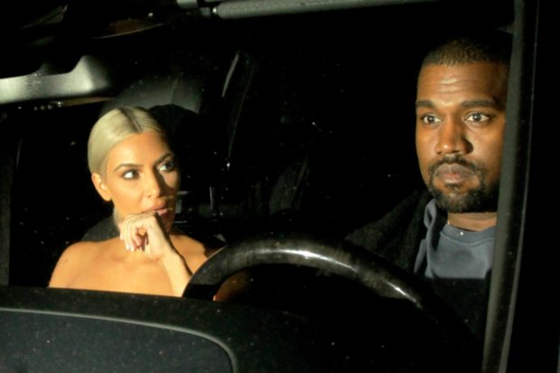 Kim Kardashian Forces Kanye West to Sign Divorce Agreement