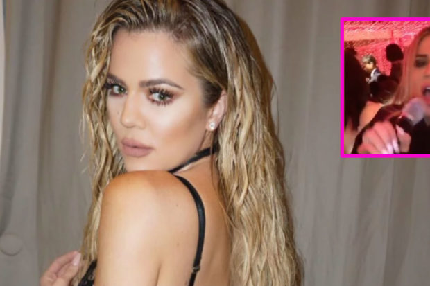 Khloé Kardashian Digs Deep and Exposes Her Secret Drinking Problem