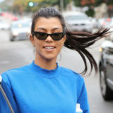 Kourtney Kardashian's Secret to Beautiful Hair