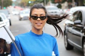 This Is Kourtney Kardashian's Secret to Beautiful Hair