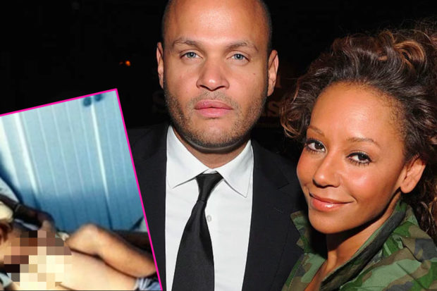 Mel B's Orgy Video Unearthed in Explosive Divorce Battle