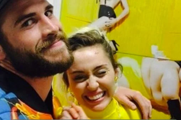 Miley Cyrus Describes What's It Like to Sleep with Liam Hemsworth