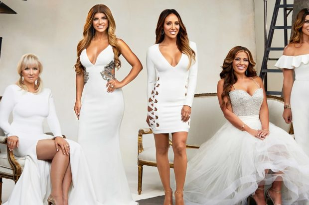 Here Comes the Bride! 'RHONJ' Wedding in the Works