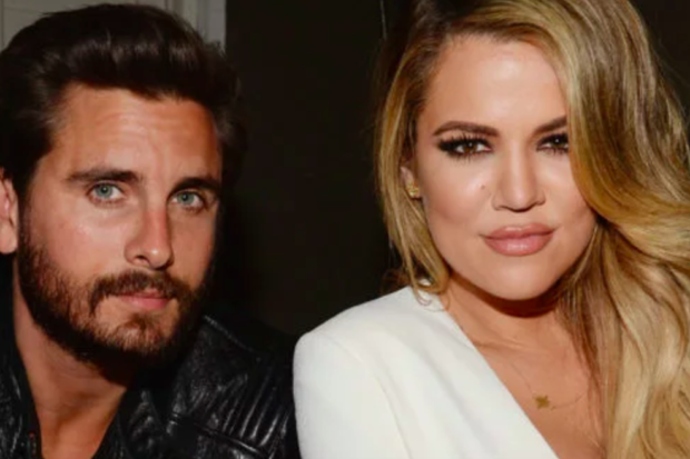 Khloé Kardashian Had the Best Reaction to Scott Disick Throwing Shade at Her Exes