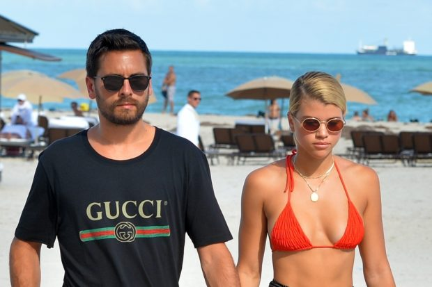 Scott Disick and Sofia Richie Just Took Their Relationship to the Next Level
