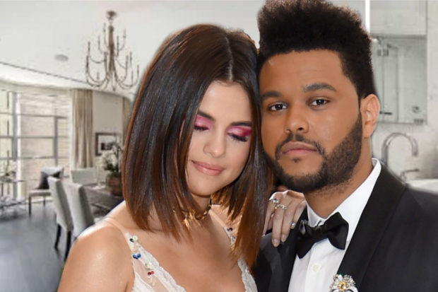 Selena and The Weeknd Move in Together! Take a Look Inside Their New Digs