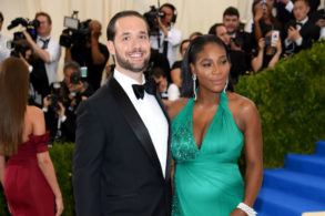 Serena Williams Shares Name and First Photo of Her New Daughter