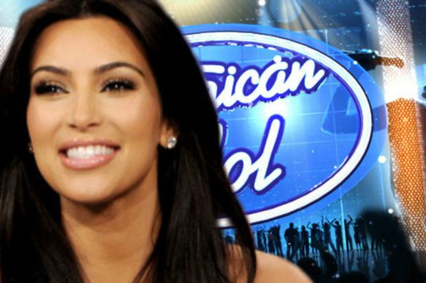 American Idol's Newest Judge Is…Kim Kardashian?!